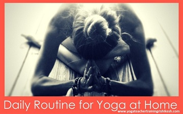 Daily Routine for Yoga at Home