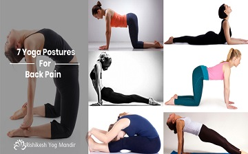 7 yoga poses for back pain