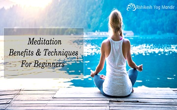 Meditation and Benefits for beginners
