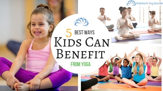 Kids Can Benefit From Yoga