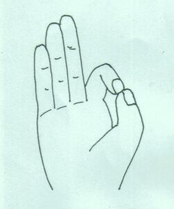 Knowledge Mudra (Gyan Mudra)