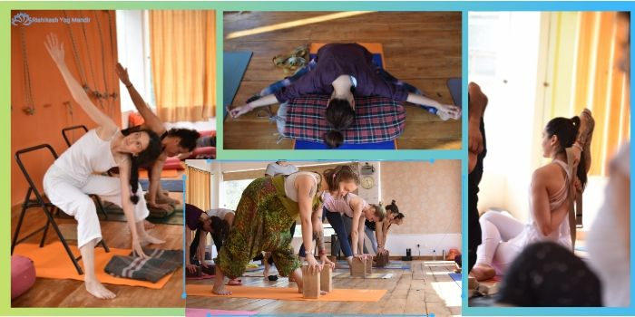 use of props in yoga