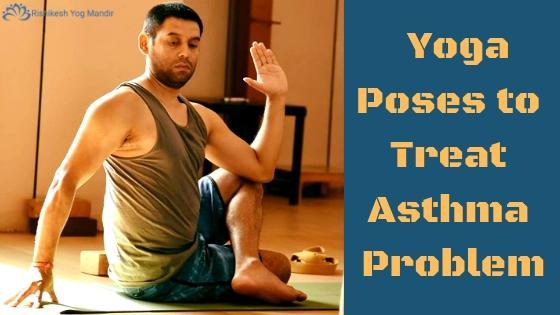Yoga for Asthma Problem