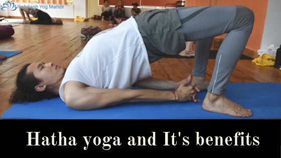 Hatha yoga and Its benefits