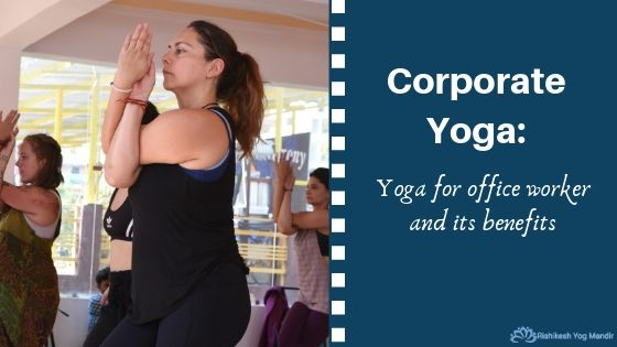 Yoga for office worker