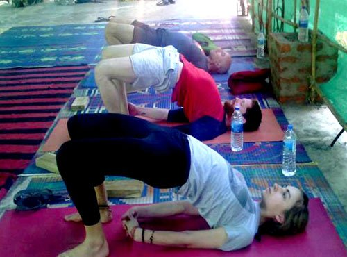 500 hour Yoga Teacher Training in Goa